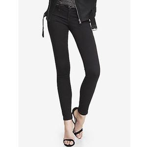 Express Extreme Stretch Low Rise Jean Legging